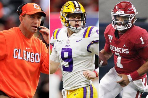 There is so much to like about this College Football Playoff