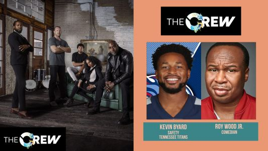 The Crew talks Thursday Night Football and welcomes Roy Wood Jr. and Titans S Kevin Byard