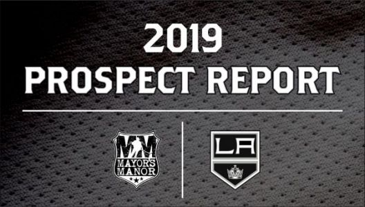 LA Kings 2019 Midseason Prospect Rankings: Player No. 3, Plus Notes on Grundstrom and Durzi