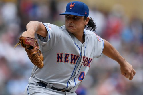 Mets' Jason Vargas is covering up his biggest flaw right now