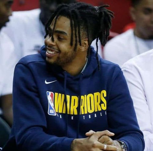"Warriors Didn't Sign D'Angelo Russell ""With The Intention Of Just Trading Him,& 82"