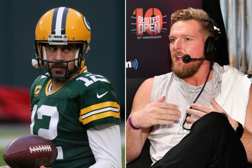 Packers letting Aaron Rodgers down by 'mailing in' NFL Draft: Pat McAfee