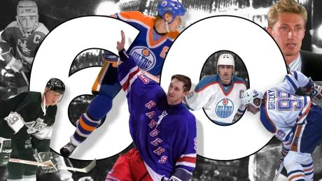 60 facts for Wayne Gretzky's 60th birthday