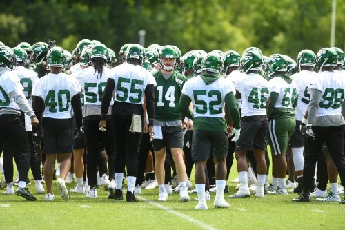 Projecting the NY Jets' 53-man roster as spring ends, training camp looms