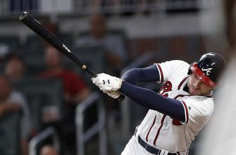 Braves move to brink of division title, beat Phillies 6-5