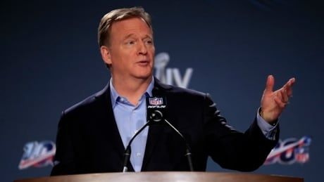 Commissioner Goodell says NFL was wrong for not listening to players fighting for equality