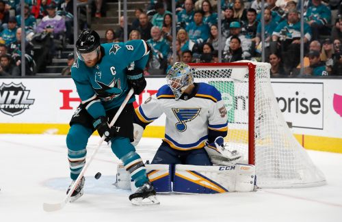 Sharks head into uncertain offseason with key free agents