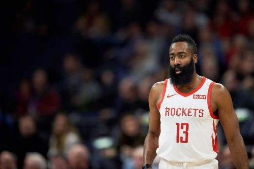 James Harden Says He's Not Focused on 30-Point Streak