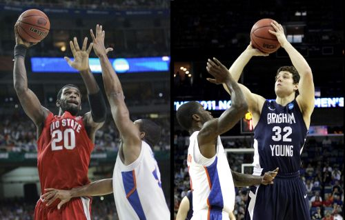Greg Oden is playing basketball again, and now he's facing Jimmer Fredette in The Basketball Tournament