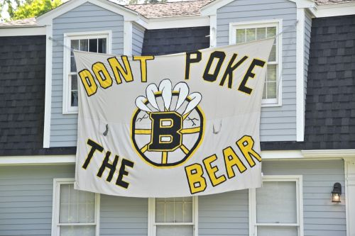 Stanley Cup Game 1: Don't Poke the Bear