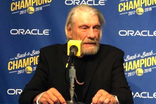 Don Nelson now loves smoking weed more than anything