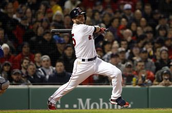 Red Sox place Pedroia on injured list with knee irritation