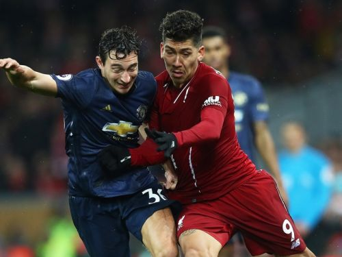'Man Utd will want to stop Liverpool winning the league' - Rush anticipating exciting showdown