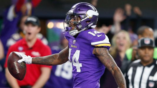 NFL trade rumors: Vikings' Stefon Diggs has not been dealt to Redskins