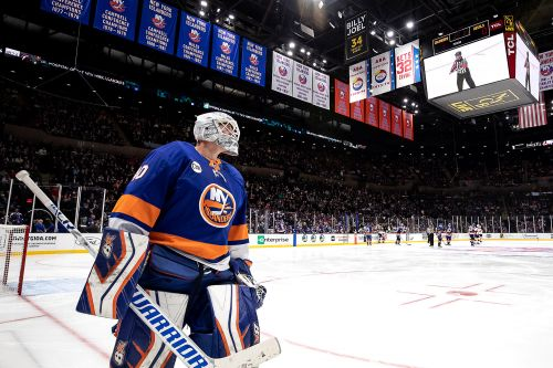 Islanders have no idea where home is for playoffs