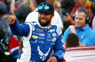 Bubba Wallace announces Air Force and Richard Petty extend partnership