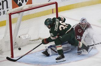 Wild top Avalanche behind Zuccarello's 3 points