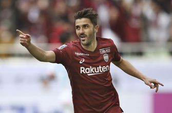Spanish striker David Villa set to retire from Japan club