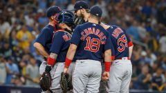 Here Are Red Sox-Astros Pitching Matchups For ALCS Games 1 And 2
