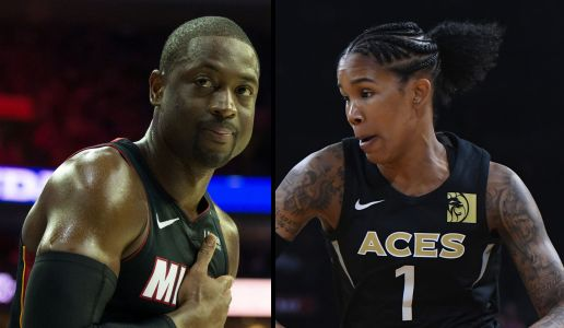 D-Wade offers to pay fine for WNBA player who wore his shoes