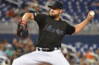 Marlins end 4-game skid, top Nationals 3-2