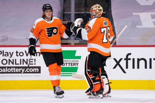 Nolan Patrick's goal against Penguins officially completes his Flyers comeback