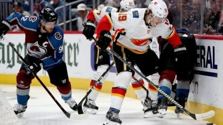 Facing early playoff exit, Flames focused on one game at a time