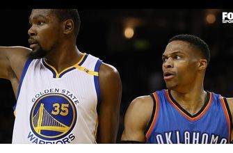 Top Sports Beefs: Kevin Durant vs Russell Westbrook