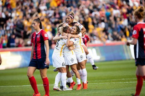 Utah Royals FC Opens 2019 with a 1-0 Win