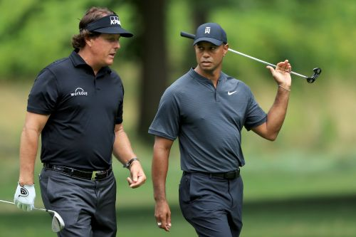 Phil Mickelson-Tiger Woods showdown: PPV price, prize money, date, start time, match details