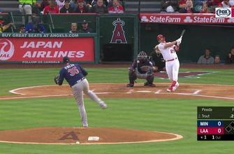 HIGHLIGHTS: Angels drop second game to the Twins