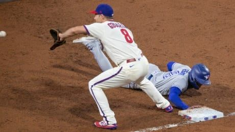 Pitching problems continue as Blue Jays lose to Phillies, extending skid to 6 games