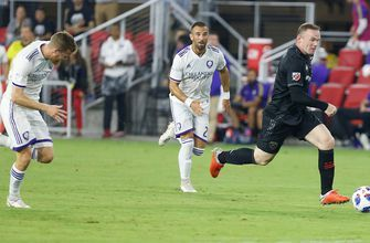 Wayne Rooney stops counterattack for Luciano Acosta hat trick   2018 MLS Highlights