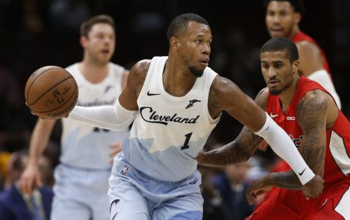 As trade rumors persist, Rodney Hood says he likes playing with Cleveland Cavaliers