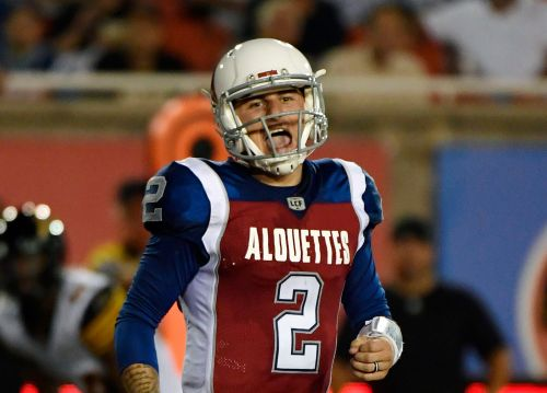 Johnny Manziel to the XFL? Commissioner Oliver Luck says 'that remains to be seen'
