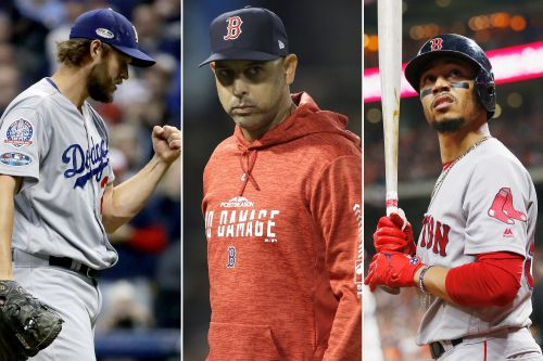 Every World Series matchup and Red Sox's intangible edge