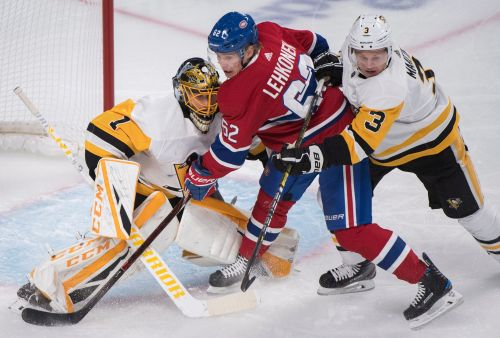 Tatar scores twice as Canadiens beat Penguins in shootout