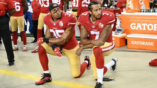 Colin Kaepernick, Eric Reid receiving less than $10M in collusion case, report says