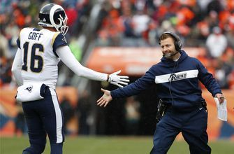 Colin Cowherd: 'Top to bottom, the Rams are the best team in the NFL. but they are flawed'