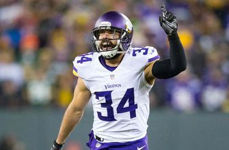 Vikings' Sendejo among those fined by NFL during week 2