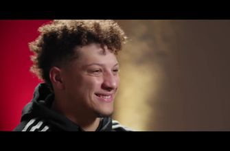 Patrick Mahomes discusses his star-making 2018 season with Erin Andrews