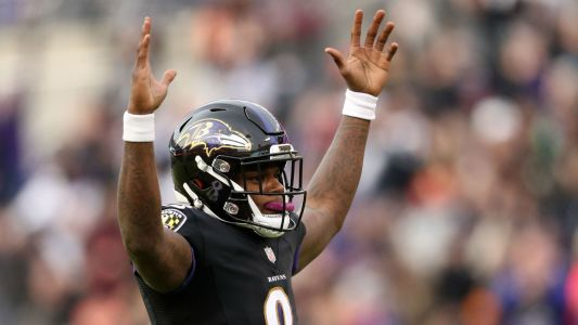 Lamar Jackson leads Ravens to win over Bengals in first NFL start