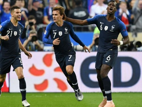 Nations League Betting: France favourites to lift crown after comeback victory over Germany