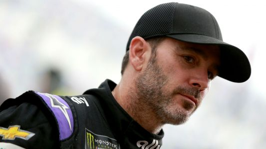 Jimmie Johnson tests positive for coronavirus; will sit out NASCAR race at Indianapolis