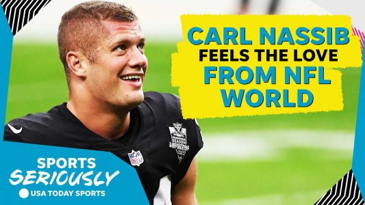 What Carl Nassib coming out as gay means for NFL, sports in America | Sports Seriously