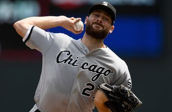 Lucas Giolito throws 12 strikeout complete game in win over Twins