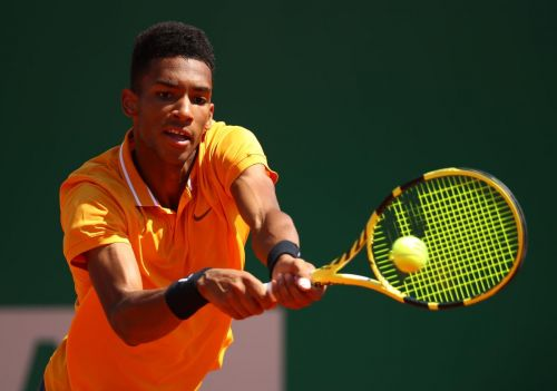 Canadian Felix Auger-Aliassime out of Monte Carlo Masters tennis event
