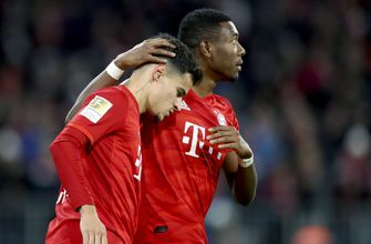 Coutinho's hat-trick masterclass for Bayern earns him 'amazing' billing from boss
