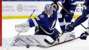 Look ma, no points: Leafs' parents watch Lightning's Vasilevskiy put on a show