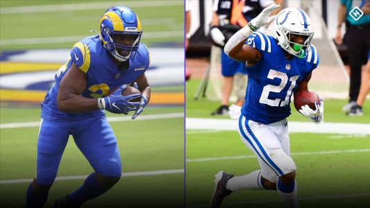 Week 2 Fantasy Busts: Malcolm Brown, Nyheim Hines go from hot waiver pickups to risky 'starts'